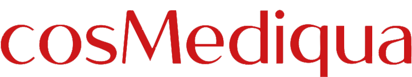 cosMediqua Pharamzie und Kosmetik Logo